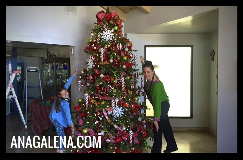 aprende a decorar el arbol de navidad