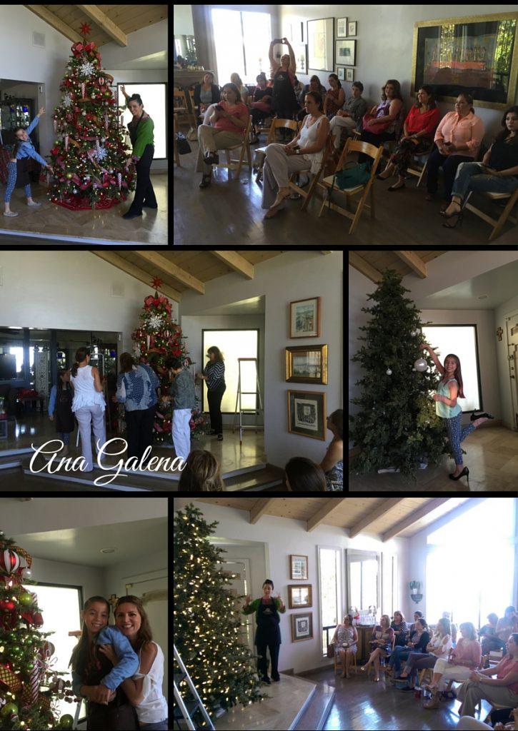 paso por paso como decorar el arbol de navidad
