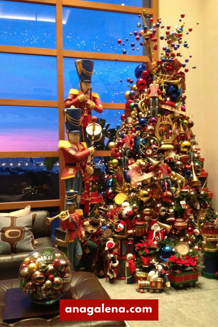 40 ideas para decorar tu rbol de navidad ana galena for Adornos arbol navidad online
