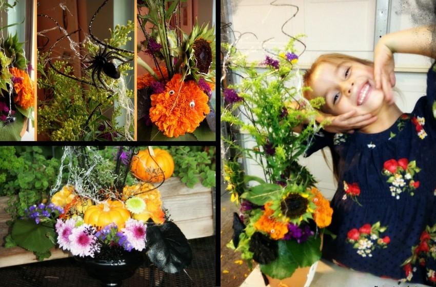 Ideas para hacer manualidades de Halloween con los niños - Ana Galena