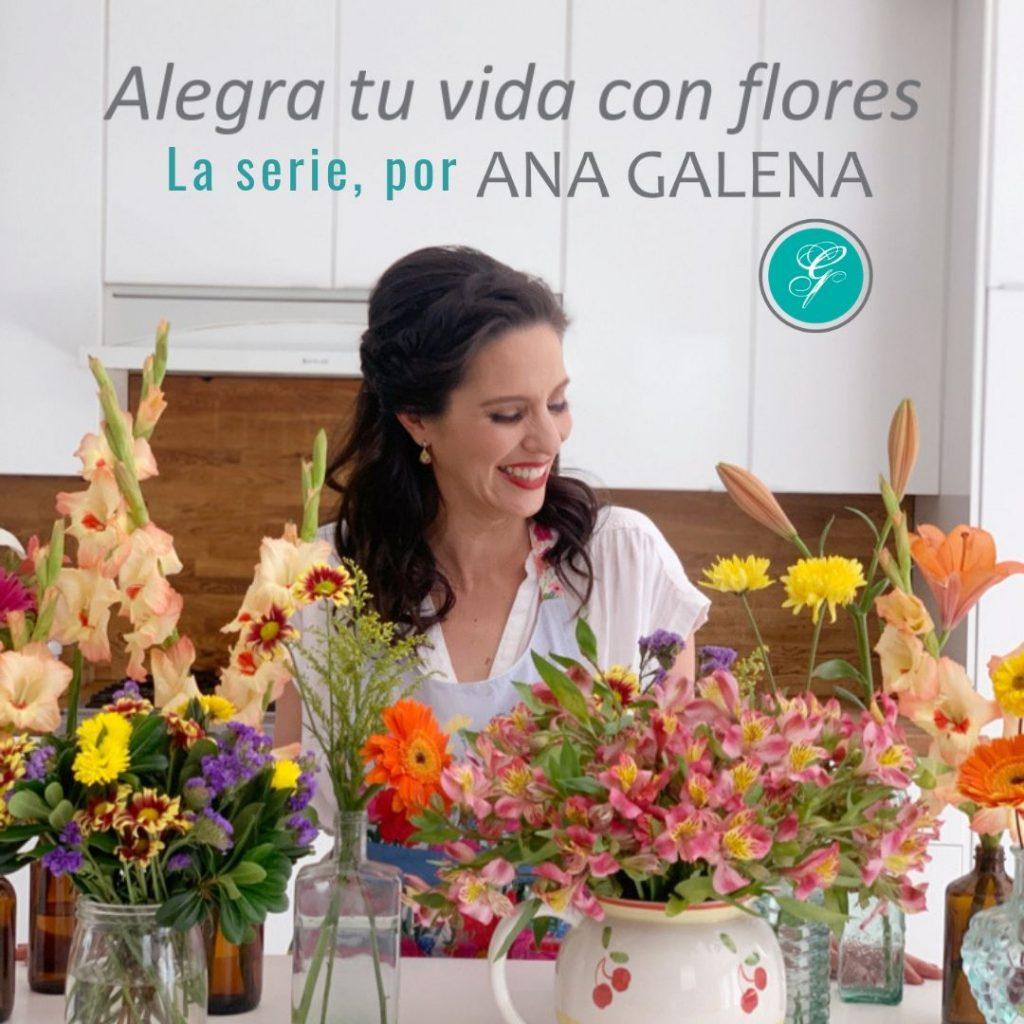 Bienestar con flores