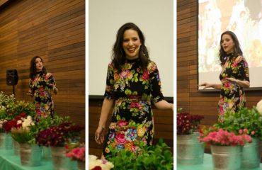 Conferencia Alegra tu vida con Flores