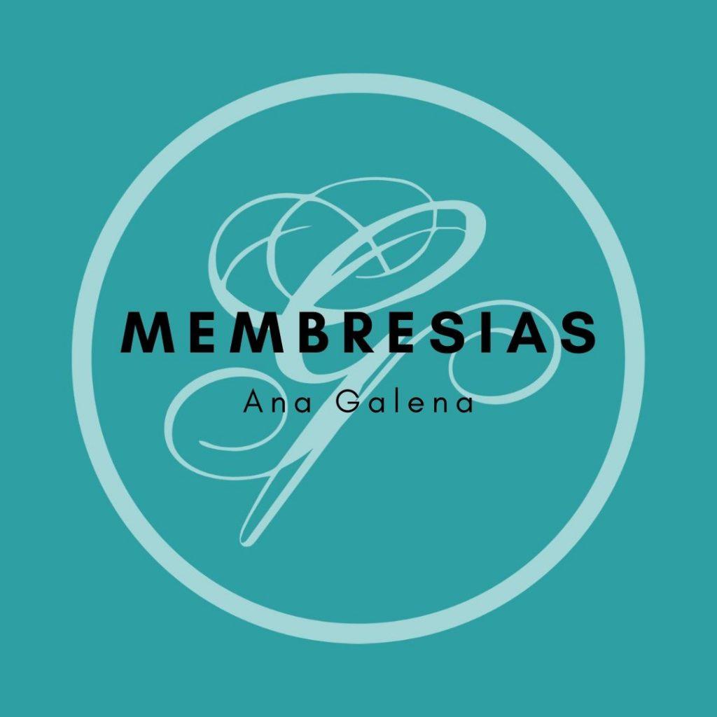 Membresias Ana Galena