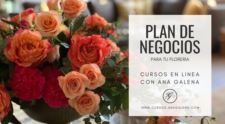 Plan de negocios para floreria
