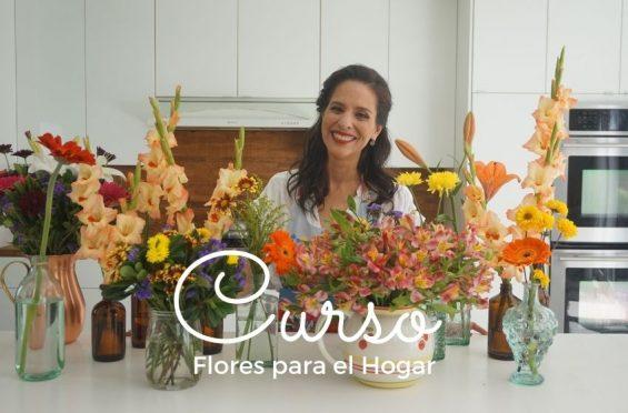 Flores para el hogar